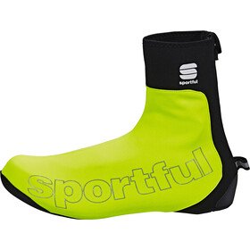 Sportful Roubaix Thermal Overshoes yellow